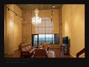 Roller Window Shades - Austin TX