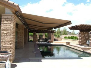 Retractable Awnings - Austin TX