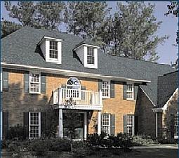 Davis Roofing shingle options, Elk Corp and Tamko Lamerite shingles